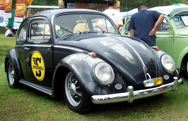 Volkswagen type 1 custom speedwell | pic taken by saka matra… | Flickr