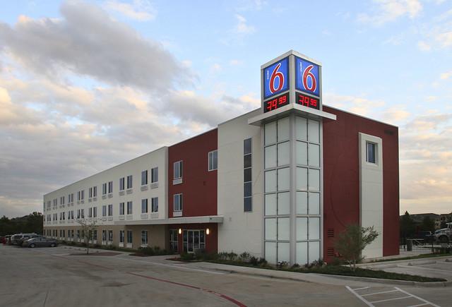 Motel 6 New Prototype Design Motel 6 Is Raising The Bar