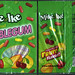 Ford Gum - Just Born - Mike and Ike fruit flavored bubble gum package - 2009