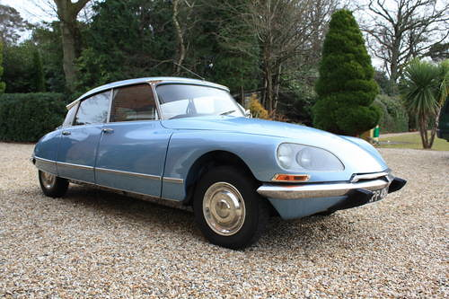 citroen ds 21 pallas 1971 car and classic co uk flickr