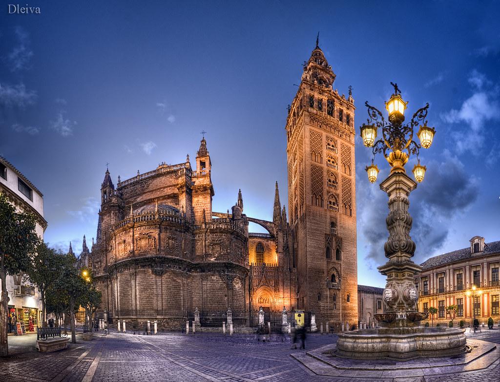 Catedral de Sevilla / spain, sevilla, giralda, cathedral  Flickr