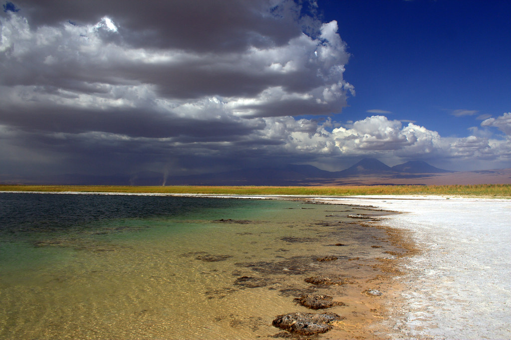 Laguna Cejar Chile Salar De Atacama Don T Use This