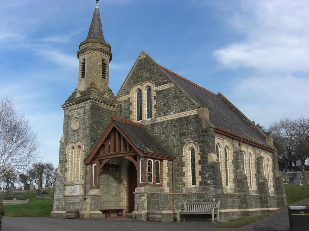 newton abbot cemetery chapel south devon