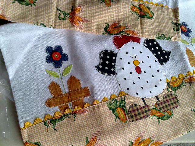 Pano de prato dipano ateli flickr - Tela para cortina de cocina ...