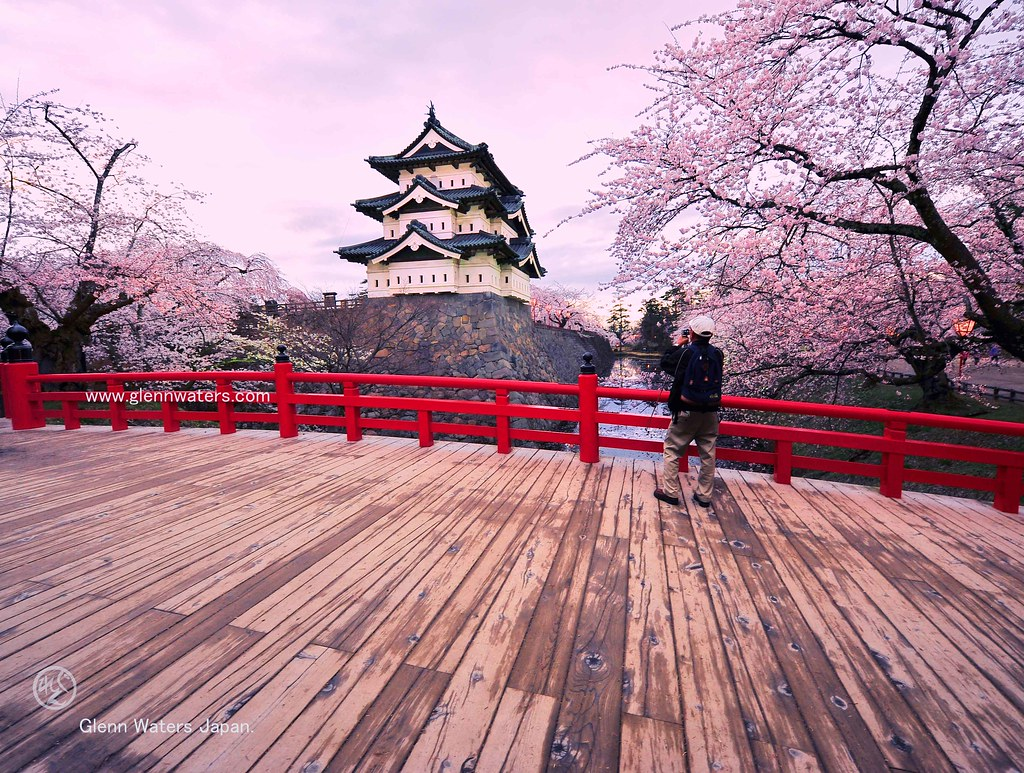 Hirosaki Japan Hirosaki Castle Japan