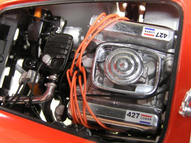 1966 Shelby Cobra 427 Sc Fuel Engine The Shelby Cobra