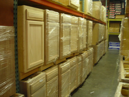 Unfinished Oak Cabinet Stock | Knox Rail Salvage, Inc ...