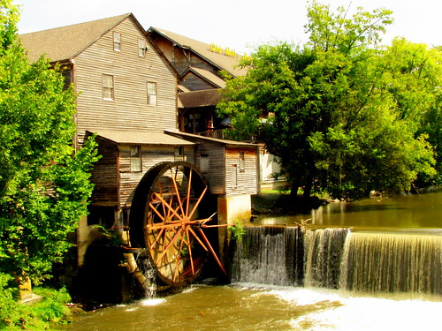 The Old Mill - Pigeon Forge (version 4)