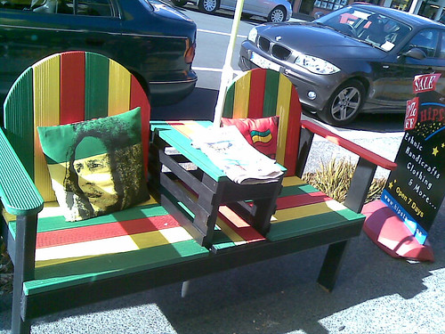 365/88 - Reggae Seat | by dragonsinger