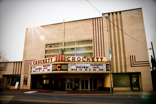 Crockett Theater | by Rhonda in TN
