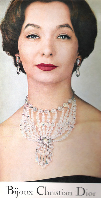 vintage christian dior jewelry