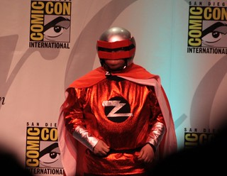 Wondercon 2010 Saturday: Capt. Cosmic | by raider3_anime