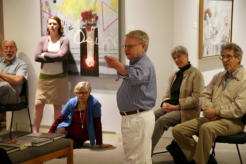 Hyphen-ated / Artist Talk with Larry Peters | by Topeka & Shawnee County Public Library