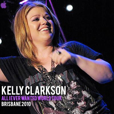 Kelly clarkson tour dates in Brisbane