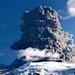 Massive ash plume