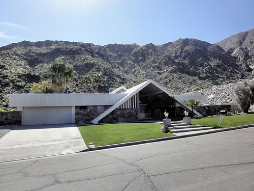 Palm Springs Modern Homes | by Thom Watson