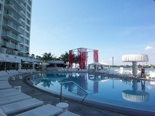 Mondrian South Beach Cabana Rental