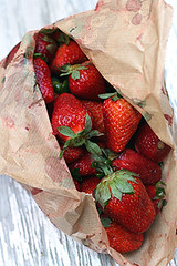 strawberries | by David Lebovitz