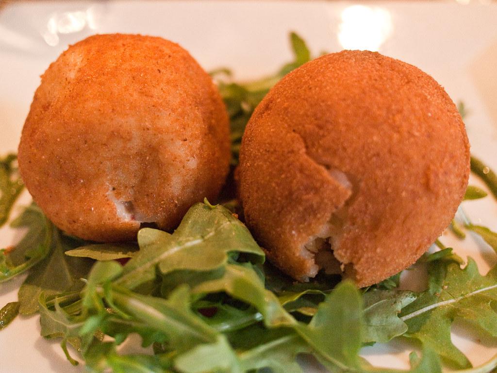 Piccola Cucina - Arancini Siciliani | Sicilian rice balls ...