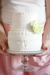Embossed cake | by Call me cupcake
