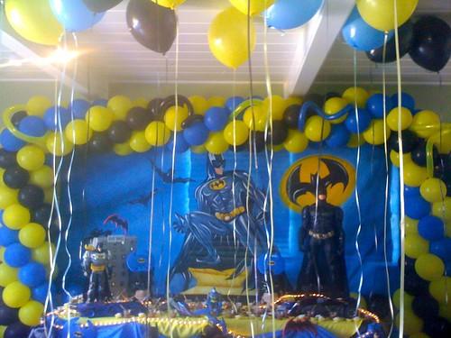 Batman Birthday Shrine Amazing Batman Birthday Party