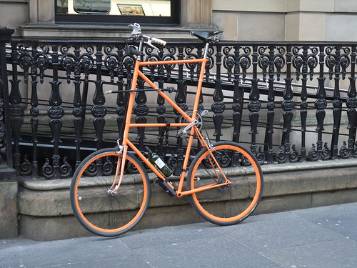 Tall bike in Glasgow | by kandu's photos