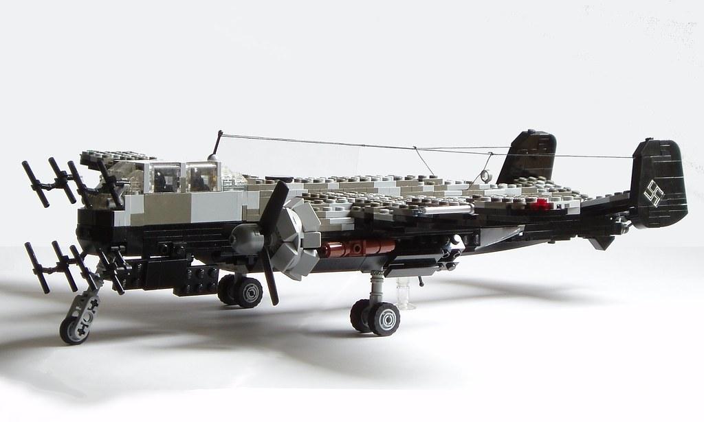 Heinkel He-219 Uhu (1) | The Heinkel He-219 Uhu (night owl