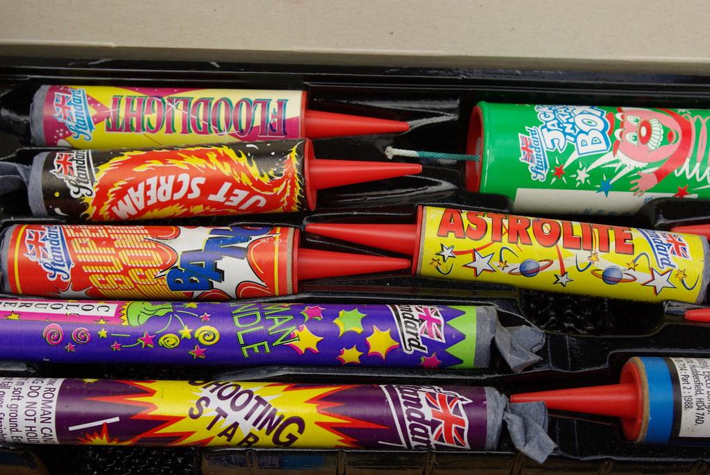Original Selection Box By Standard Fireworks   Epic ...