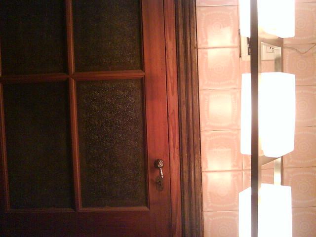 Baño ¿rustico moderno?  Flickr - Photo Sharing!