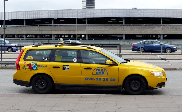 billig taxi arlanda
