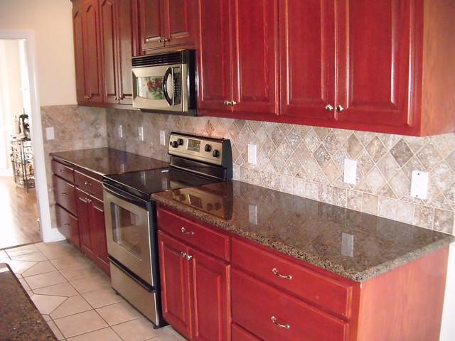Tropic Brown Granite Countertops Flickr Photo Sharing