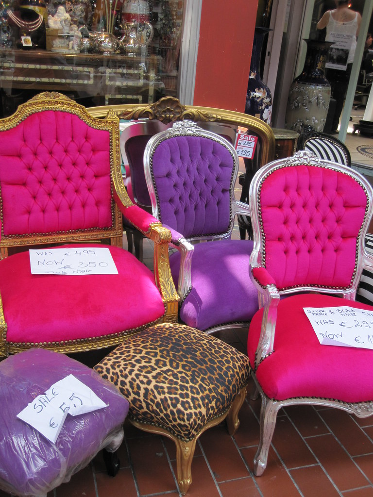 Fancy Chairs | Dublin, Ireland | Jill | Flickr