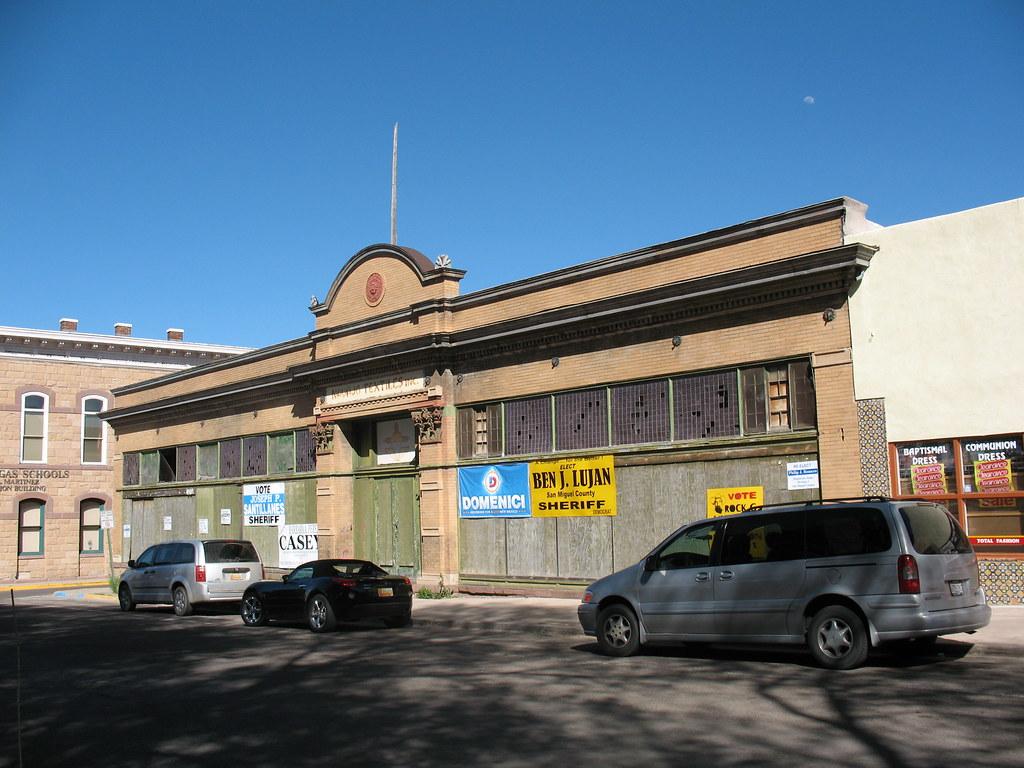 Old Parachute Factory Las Vegas Nm Lance Taylor Flickr