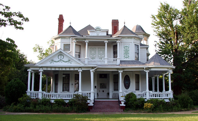 Southern mansion 2 small troy alabama sbernadette65 for House plans alabama
