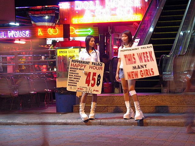 arteRe Sex an der Grenze Prostitution in La Jonquera