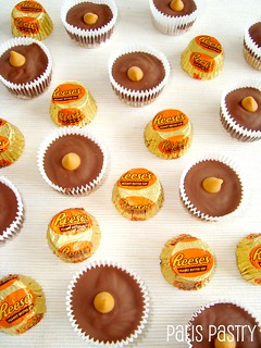 Chocolate - Peanut Butter Cups | by DolceDanielle