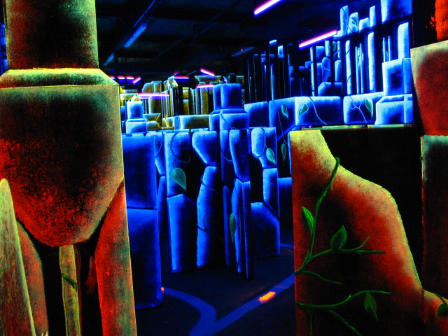 Laser quest canton ohio