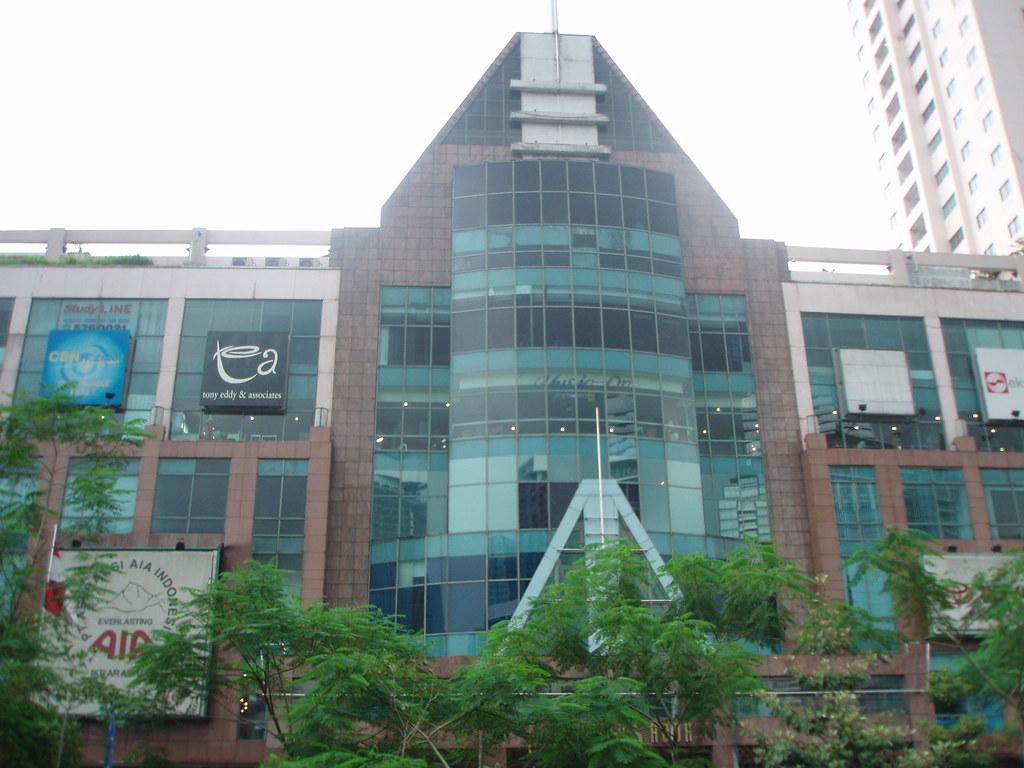 Ambassador Mall Jakarta The Ambassador Mall Near Mega Kun Flickr