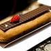New eclair flavor: Bourbon vanilla with wild strawberries
