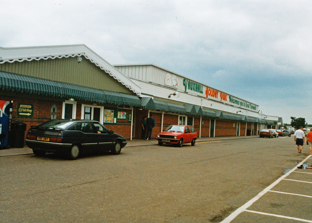 Vauxhall Holiday Park Great Yarmouth 1996 Flickr Photo