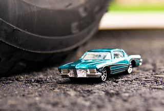 Hotwheels in the driveway | by {Andrea}