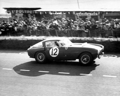 24 Hours of Le Mans 1953 | The factory Ferrari 340 MM Pininf… | Flickr