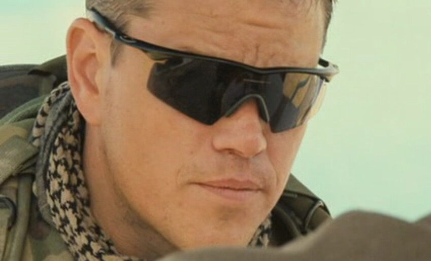 Oakley M Frame As Worn By Matt Damon In Green Zone Flickr