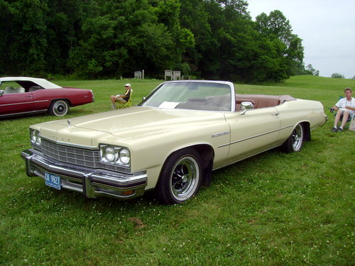 1975 buick lesabre convertible 3rd annual wheels at the. Black Bedroom Furniture Sets. Home Design Ideas