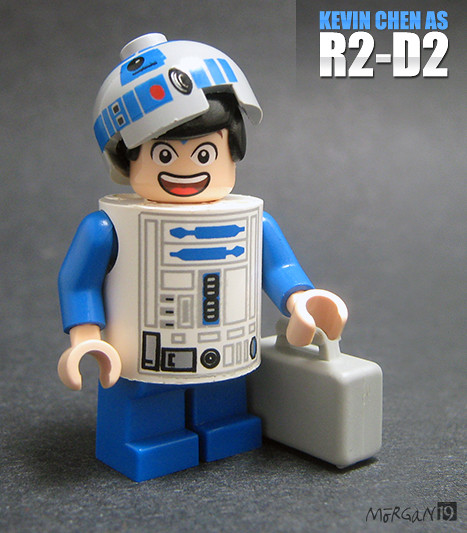 Kevin Chen As R2 D2 Front For Eurobricks Quot Let S Go
