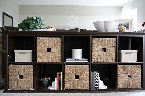 Toy storage behind sofa dana miller flickr - Toy storage furniture living room ...