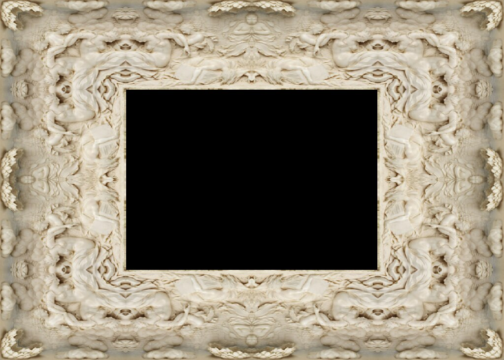 Ivory frame 7   Fancy carved ivory frame for you to use in y…   Flickr