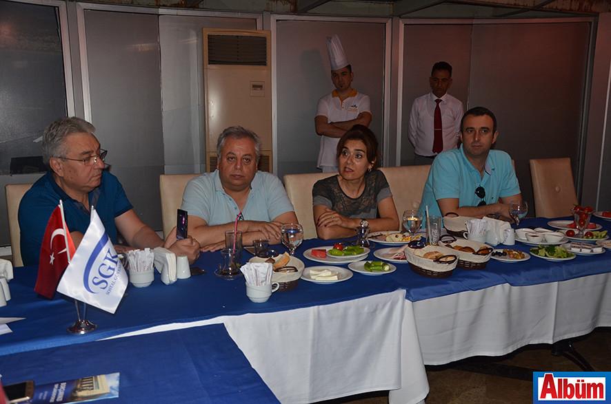 SGK Yapılandırmasına özel basın toplantısı 4