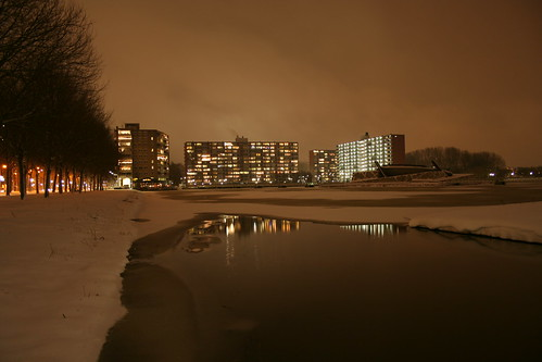 Rotterdam_Night_Snow 106 | by richardt777
