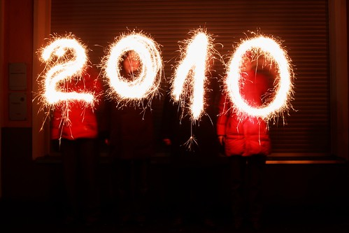 All the best for 2010 | by Florian Seiffert (F*)